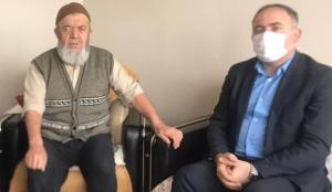Elibüyük'ten Sivas Davası mağdurlarının ailelerine ziyaret