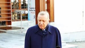 Erdoğan: Bilgilere bakarız gerekirse esneme yapılabilir