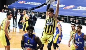 Fenerbahçe Beko'dan üst üste 7. galibiyet!