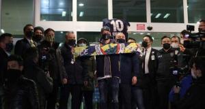 Fenerbahçe, Mesut Özil ile 3.5 yıllık sözleşme imzaladı