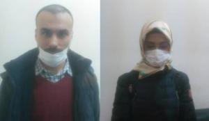 Firari FETÖ üyesi çift Ankara'da yakalandı
