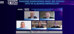 """GYODER Başkanı Mehmet Kalyoncu: """"Pandemi sürecinde AVM'lerin önemi daha net anlaşıldı"""""""