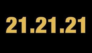 Herkes bunu konuşuyor! 21.21.21