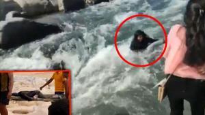 Hindistan'da çok acı olay! Ölüm öncesi son selfie denemesi…