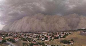 İç Anadolu'nun Güneyine 'Toz Fırtınası' Uyarısı
