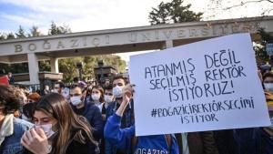 İçişleri Bakanlığı Sözcüsü İsmail Çataklı'dan Boğaziçi Üniversitesi Açıklaması: 'Sadece 2 Kişi Öğrenci'