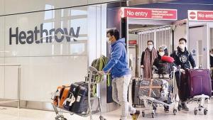 İngiltere: Tatil geçerli bir seyahat münasebeti değil