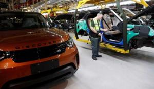 İngiltere'de otomobil üretiminde büyük düşüş yaşandı
