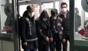 İranlı yolcuların midesinden 871 gram metamfetamin çıktı