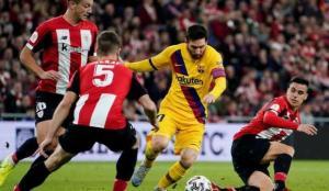 İspanya Süper Kupası'nı Athletic Bilbao kazandı