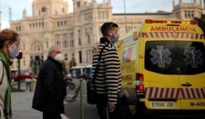 İspanya'da 24 saatte Covid-19 bağlı 404 ölüm