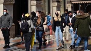 İtalya'da son 24 saatte Kovid-19'dan 522 kişi hayatını kaybetti