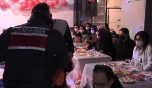Jandarmadan Silivri'de Villaya Yılbaşı Baskını: 29 Kişiye 91 Bin TL Ceza