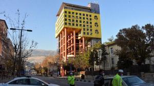 Kahramanmaraş Büyükşehir Belediye Başkanı Güngör: 'Dünyanın en saçma binası'nın yıkımı bize ek maliyet getirmiyor