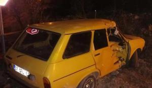 Kaş'ta motosiklet ile otomobil çarpıştı: 1 ölü