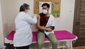 Kayseri'de aşıya rekor talep