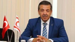 KKTC Dışişleri Bakanı'ndan Türkiye'ye birinci resmi ziyaret