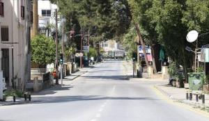 KKTC'de kısmi sokağa çıkma yasağı yürürlüğe giriyor