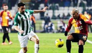 Konyaspor – Galatasaray! Muhtemel 11'ler