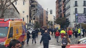 Madrid'de Şiddetli Patlama: En 2 Kişi Hayatını Kaybetti