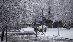 Meteoroloji'den iki il için yoğun kar yağışı uyarısı