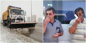 Milli Sporumuz Gelişiyor! Ankara'nın Kar Küreme Araçlarını 205 Bin Kişi Canlı İzledi
