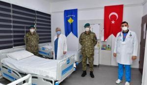 MSB, Kosova'da sağlık merkezini yeniledi