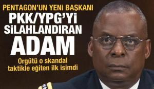Pentagon'un yeni başkanı 'YPG'yi silahlandıran adam' olarak tanınıyor