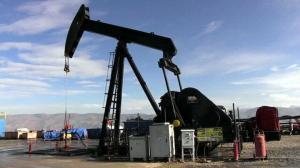 Siirt'te petrol çıkarılıyor