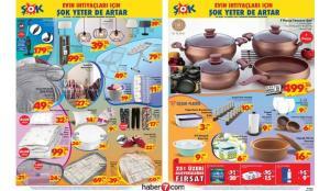 ŞOK 29 Ocak 2021 Aktüel Kataloğu | Elektrikli ürünler, tekstil, züccaciye ev aletlerinde…