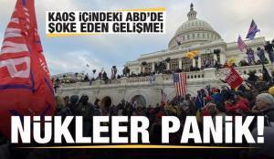 Son dakika: Kaostaki ABD'de şoke eden gelişme! Nükleer panik…