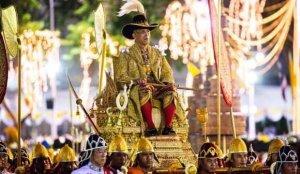 Tayland Kralı'na, Almanya'dan şok haber geldi!