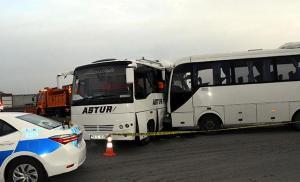 Tekirdağ'da İşçi Servisi Midibüsler Çarpıştı: 19 Yaralı