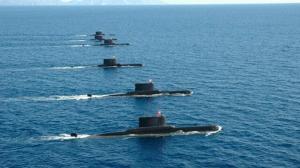 Türk ordusuna yıkıcı güç: Altısı peş peşe denize indirilecek