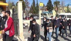 10 ilde PKK'nın uyuyan hücrelerine operasyon!