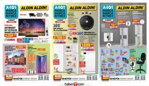 11 Şubat A101 aktüel ürünler kataloğu! Züccaciye, elektronik, mobilya, tekstil ürünlerinde..