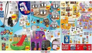 17 Şubat ŞOK aktüel kataloğu | Züccaciye, tekstil, temizlik ve elektrikli ev aletlerinde..