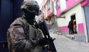 750 polisle dev operasyon! 8 saat sürecek…