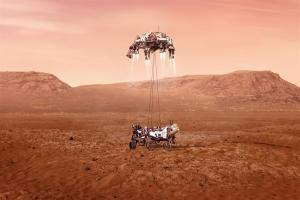 8 SORU 8 YANIT | NASA 'azim'le Mars'ta canlı arayacak