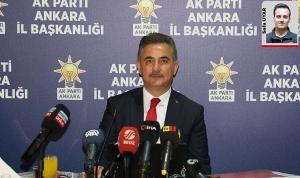 ABB Başkanı Yavaş'ı eleştirmek için kamu bütçesinden 58 bin lira harcamışlar: Belediye bütçesinden ilan vermiş!