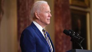 ABD Başkanı Biden'dan kritik açıklama: Almanya'dan asker çekme süreci askıya alındı