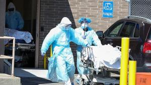 ABD'de koronavirüsten ölenlerin sayısı 500 bine yaklaştı!