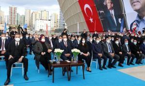 Adana'nın yeni stadı açıldı