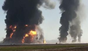 Afganistan-İran sınırında tanker faciası: 60 yaralı