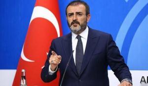 """AK Parti Genel Başkan Yardımcısı Mahir Ünal: """"İftiralarınızla topunuz gelin!"""""""