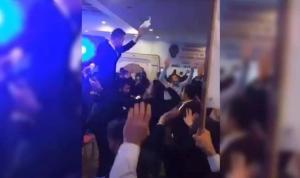 AKP kongresindeki görüntülere esnaftan tepki yağdı