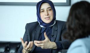 AKP'li Özlem Zengin'den kendisini eleştirenlere terör suçlaması