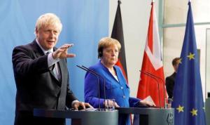 Almanya ve İngiltere dünyada Covid-19 aşılarının adil dağıtılması için anlaştı