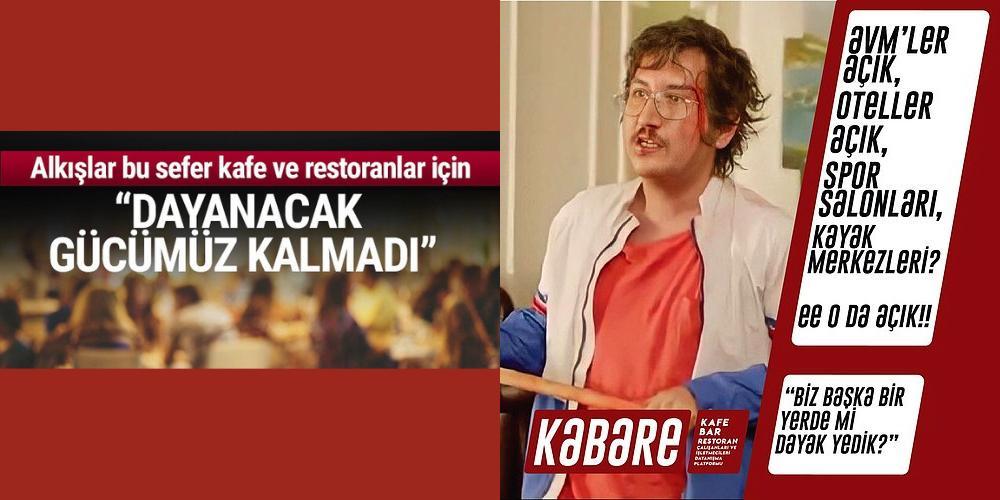 Ankara'da Mekan Sahipleri İsyan Ediyor: 'Bütün Sektörler Açık, Kapalı Olan Tek Sektör Biziz'