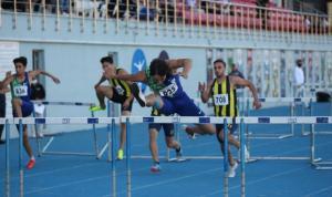 Atletizmde ilk günde iki rekor